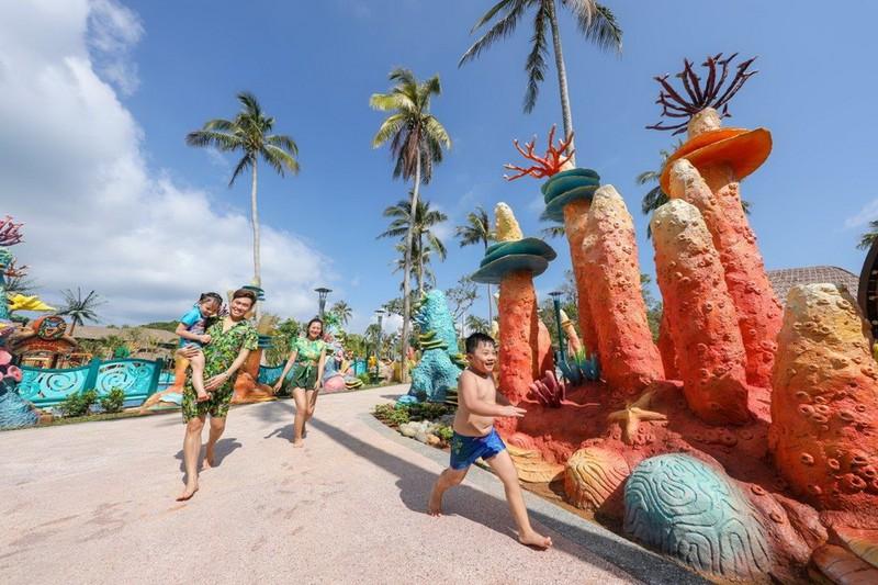 Các công viên giải trí Việt Nam bắt kịp xu hướng thế giới - ảnh 2
