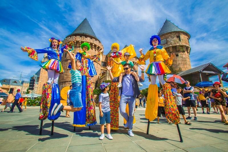 Các công viên giải trí Việt Nam bắt kịp xu hướng thế giới - ảnh 1