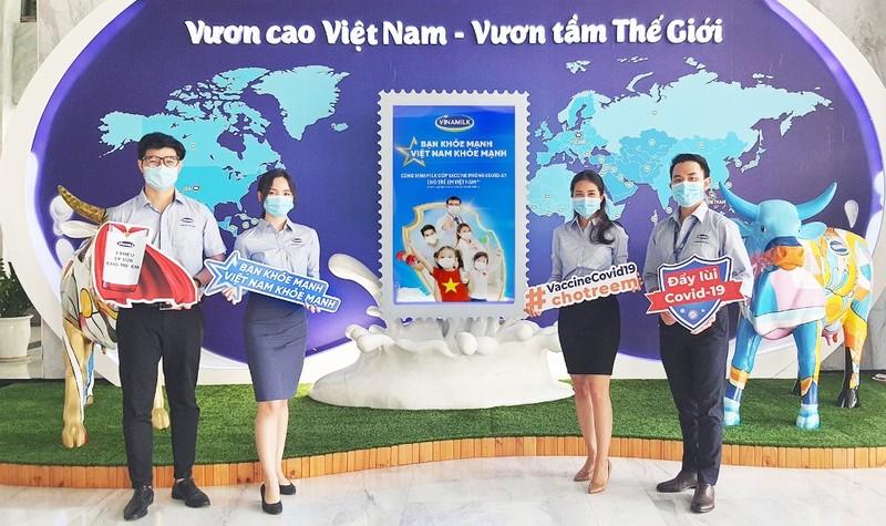 """Vinamilk khởi động chiến dịch """"Bạn khỏe mạnh, Việt Nam khỏe mạnh"""" - ảnh 2"""