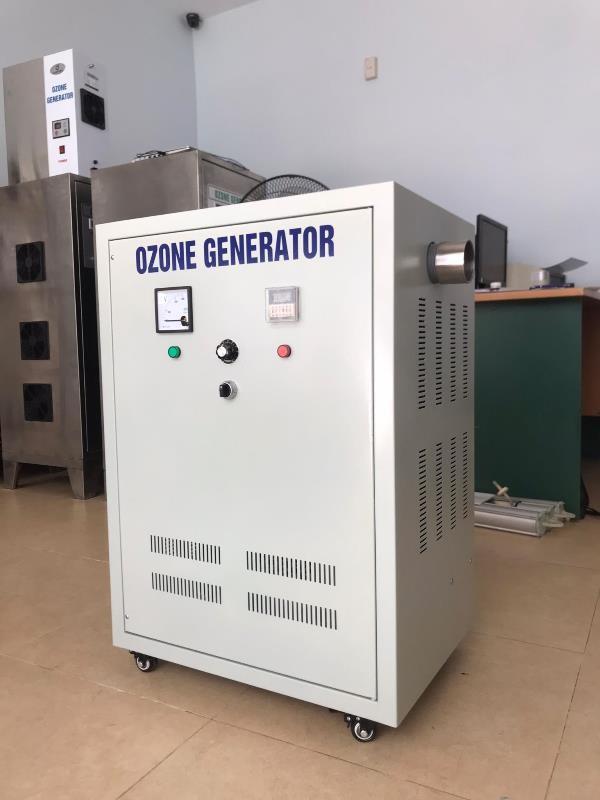 Làm sạch không khí đơn giản với máy ozone khử mùi - ảnh 2