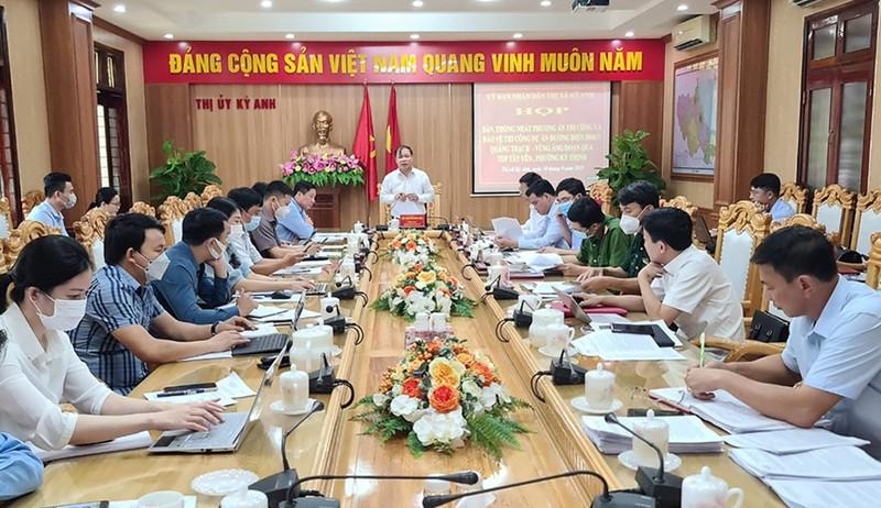 Nhiều tỉnh miền Trung chậm bàn giao mặt bằng dự án 500kV mạch 3 - ảnh 2