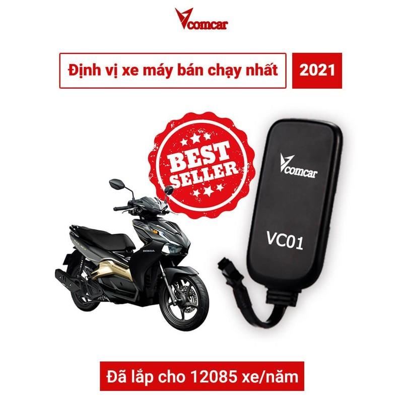 Định vị xe máy giá rẻ, lắp nhanh, chất lượng cao tại Vcomcar - ảnh 2