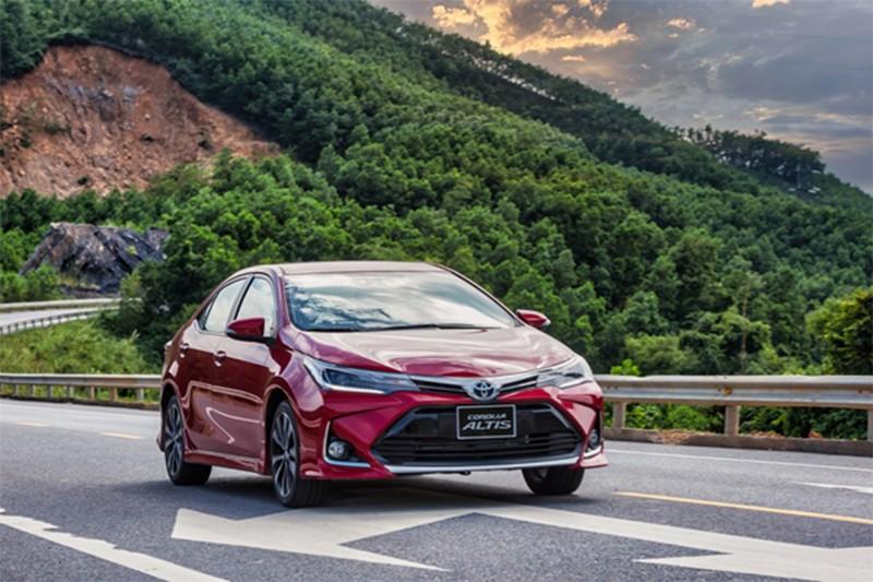 Toyota ưu đãi lớn khi mua xe và dịch vụ để tri ân khách hàng trong tháng 10 - ảnh 1