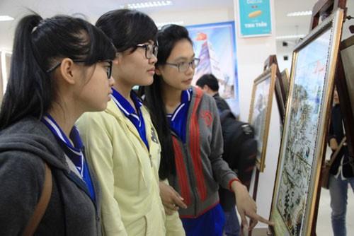 Triển lãm Hoàng Sa - Chủ quyền Việt Nam - ảnh 2