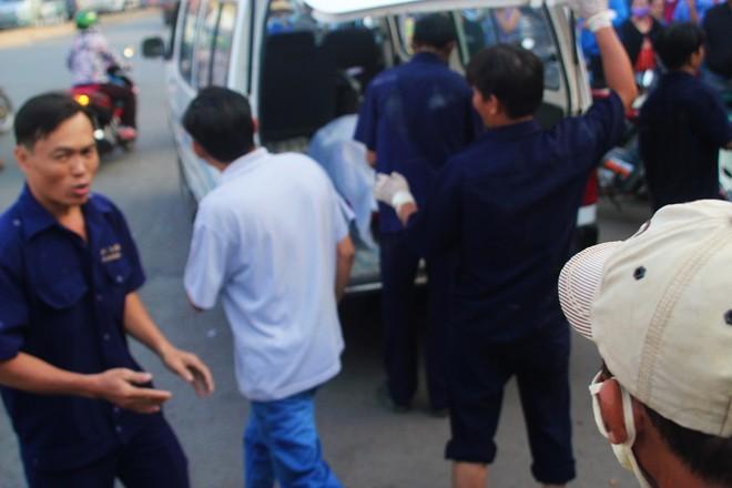 Phát hiện thi thể đã chết 3 ngày trong phòng trọ ở Đồng Nai - ảnh 1