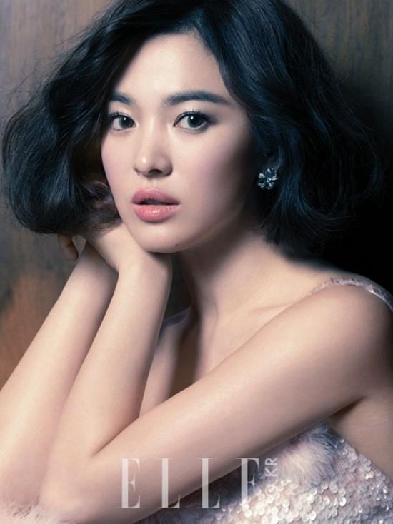 5 mỹ nhân trang bìa tạp chí thời trang xứ Hàn 2013 - ảnh 1