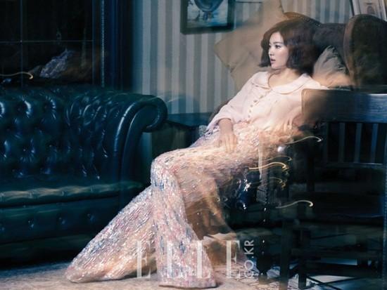 5 mỹ nhân trang bìa tạp chí thời trang xứ Hàn 2013 - ảnh 2