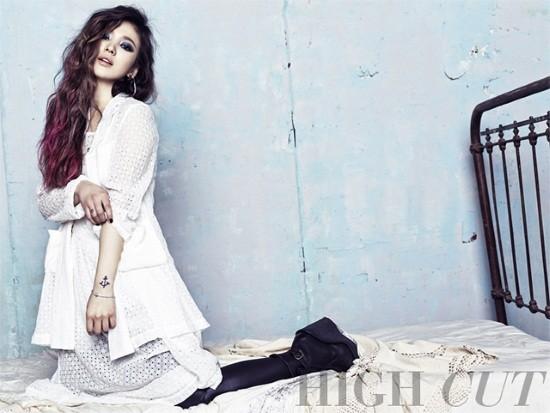 5 mỹ nhân trang bìa tạp chí thời trang xứ Hàn 2013 - ảnh 6