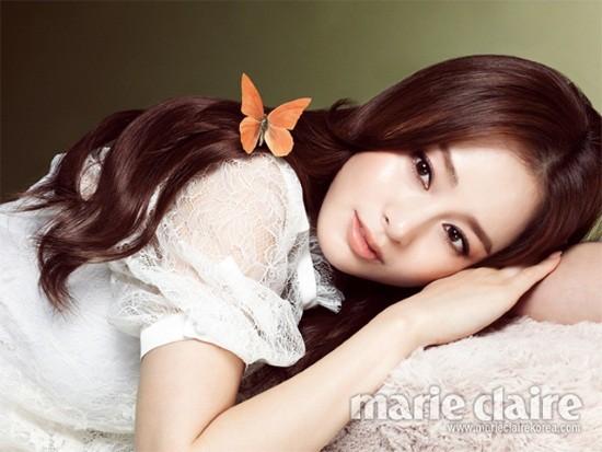 5 mỹ nhân trang bìa tạp chí thời trang xứ Hàn 2013 - ảnh 8