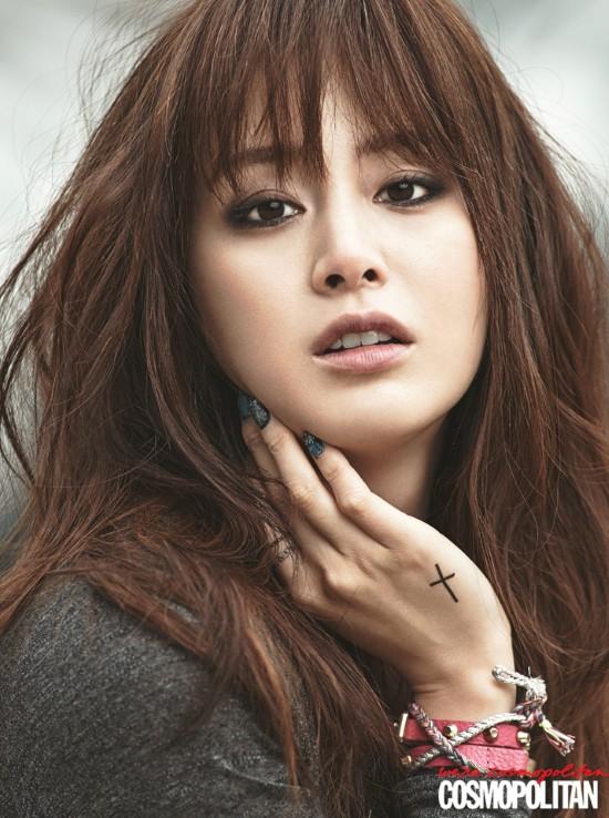 5 mỹ nhân trang bìa tạp chí thời trang xứ Hàn 2013 - ảnh 11