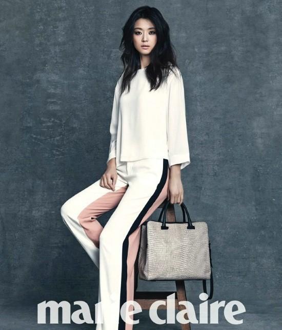 5 mỹ nhân trang bìa tạp chí thời trang xứ Hàn 2013 - ảnh 12