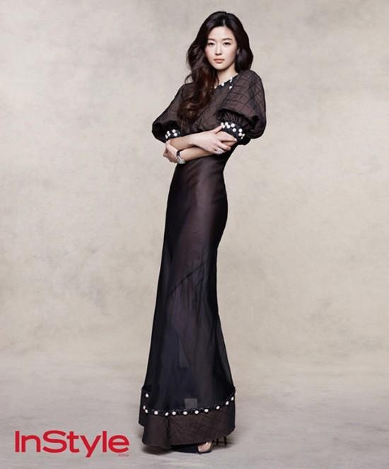 5 mỹ nhân trang bìa tạp chí thời trang xứ Hàn 2013 - ảnh 16