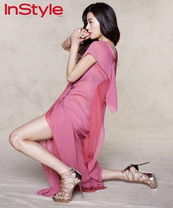 5 mỹ nhân trang bìa tạp chí thời trang xứ Hàn 2013 - ảnh 17