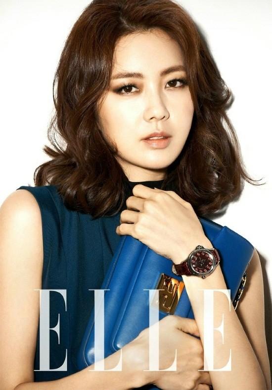 5 mỹ nhân trang bìa tạp chí thời trang xứ Hàn 2013 - ảnh 20