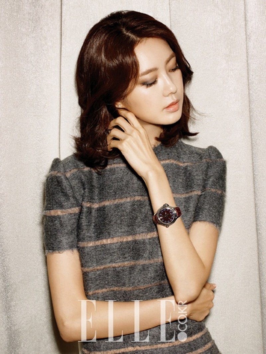 5 mỹ nhân trang bìa tạp chí thời trang xứ Hàn 2013 - ảnh 21