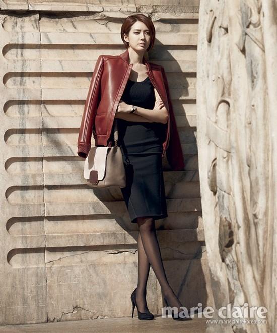 5 mỹ nhân trang bìa tạp chí thời trang xứ Hàn 2013 - ảnh 23