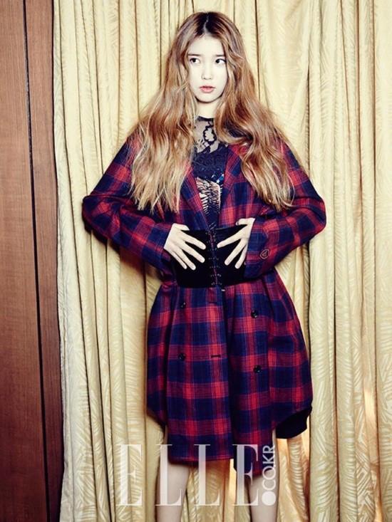 5 mỹ nhân trang bìa tạp chí thời trang xứ Hàn 2013 - ảnh 26