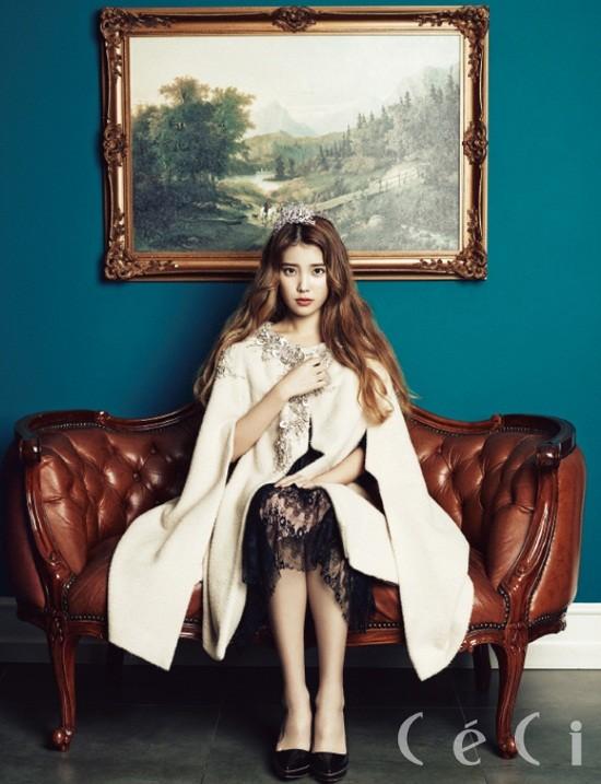 5 mỹ nhân trang bìa tạp chí thời trang xứ Hàn 2013 - ảnh 28