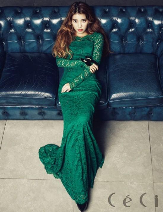 5 mỹ nhân trang bìa tạp chí thời trang xứ Hàn 2013 - ảnh 29