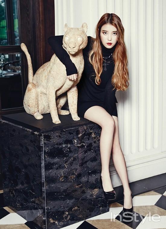 5 mỹ nhân trang bìa tạp chí thời trang xứ Hàn 2013 - ảnh 30