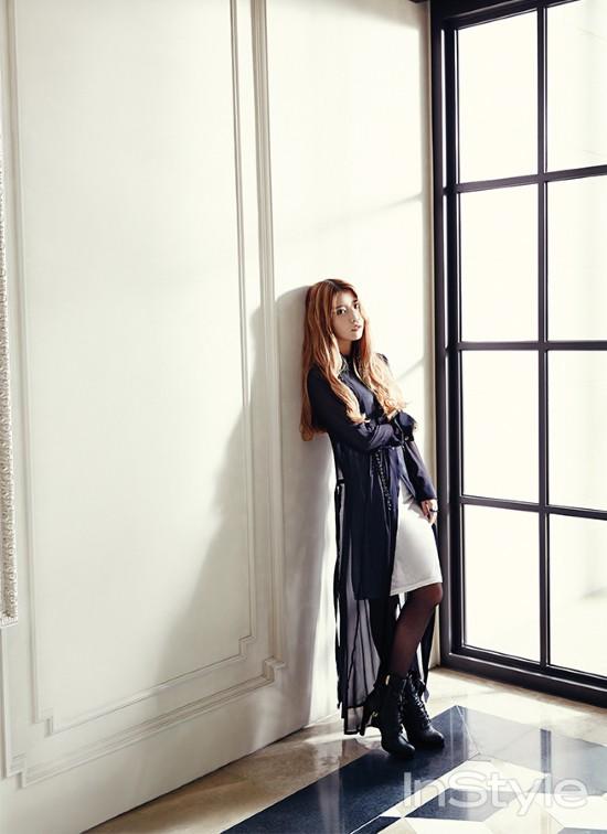 5 mỹ nhân trang bìa tạp chí thời trang xứ Hàn 2013 - ảnh 31