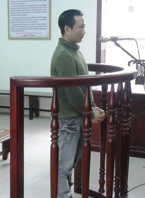 Con giết cha, lãnh án 10 năm tù giam - ảnh 1