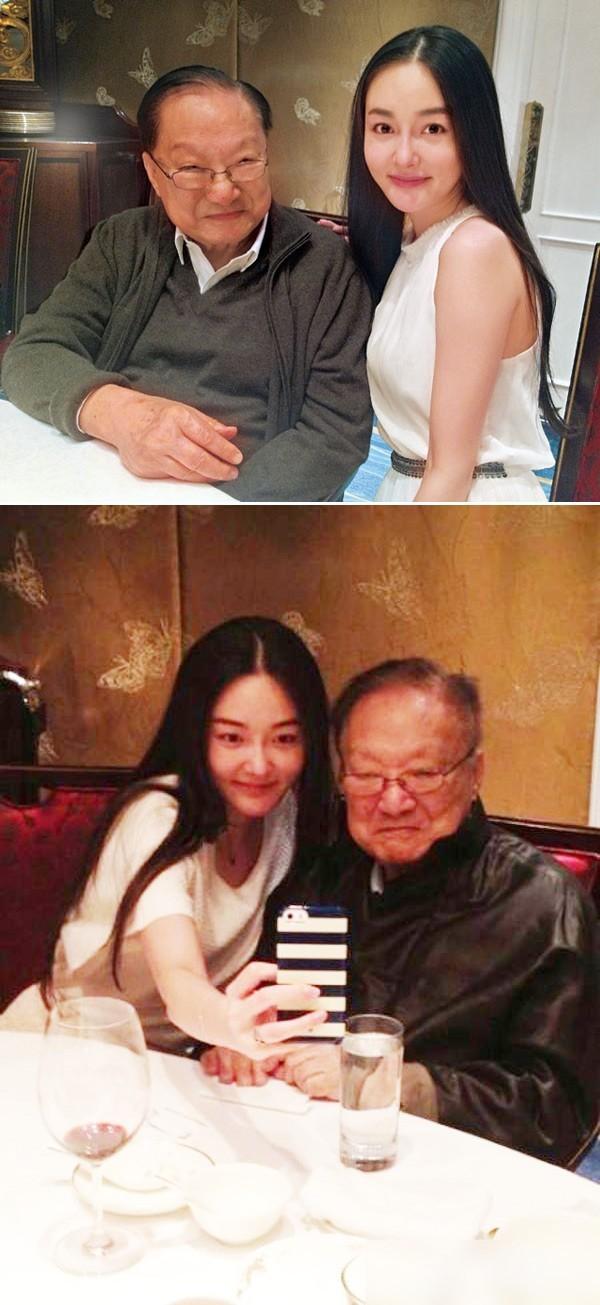 Nhà văn Kim Dung tìm thấy nàng Tiểu Long Nữ của mình - ảnh 3