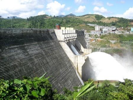 động đất, rung chấn, tiếng nổ lớn, thủy điện, Sông Tranh 2, Quảng Nam