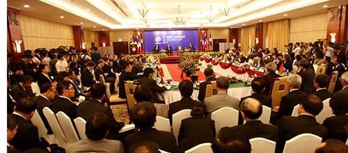Hội nghị cấp cao ủy Hội sông Mê Kông thông qua tuyên bố TP.HCM - ảnh 1