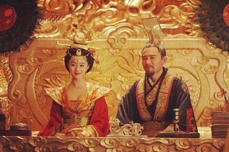 """Phạm Băng Băng đẹp """"mê hồn"""" trong vai Dương Quý Phi"""