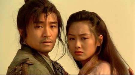 Châu Tinh Trì đảm nhiệm vai diễn chính trong Đại thoại tây du, sản phẩm điện ảnh đầu tay của tập đoàn Tỉ Cao. Ảnh: Baidu.