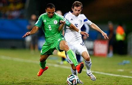 Đức thắng Algeria, Nigeria hòa Pháp - ảnh 2