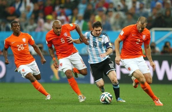 Đức thắng Argentina 3-2 ? - ảnh 2