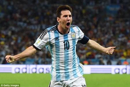 Đức thắng Argentina 3-2 ? - ảnh 4