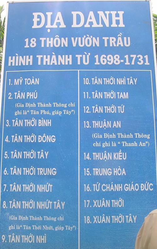Chùm ảnh Văn bia tại Đền Tưởng niệm Ngã Ba Giồng (2) - ảnh 8