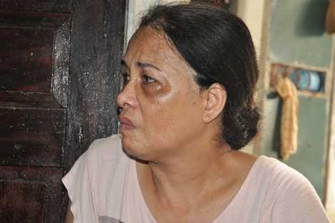 Bà Xuân kể lại cuộc đời cơ cực khi mang danh phận con lai của mình.