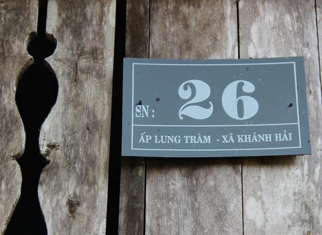 Nhà số 26, nơi bác Ba Phi sống đến cuối đời và Lung Tràm là địa danh gắn liền với những mẩu chuyện cười lừng danh của ông.