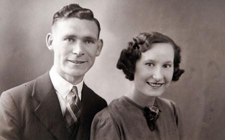 Ông bà Clifford đã yêu nhau ngay từ lần gặp đầu tiên