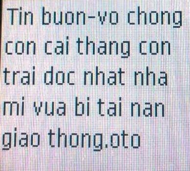 Nguyên phó Công an thành phố Thanh Hóa bị đe dọa - ảnh 1