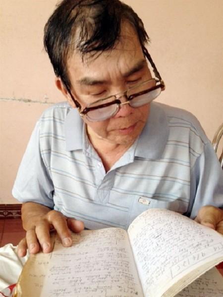Nhà báo, nhà thơ Đoàn Thạch Hãn qua đời - ảnh 1