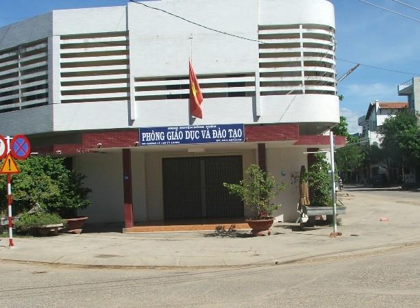 """Phòng giáo dục huyện bị trộm """"rinh"""" két sắt cùng hơn 300 triệu đồng"""