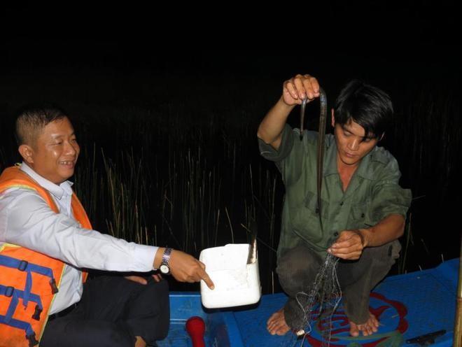 Tràm Chim, thiên đường mùa nước nổi - ảnh 6