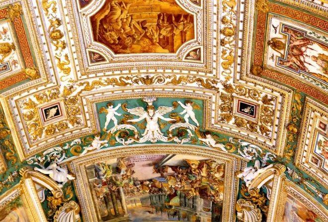 Vẻ đẹp vĩnh cửu của bảo tàng Vatican - ảnh 2