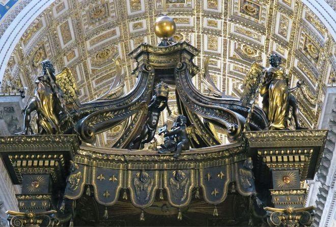 Vẻ đẹp vĩnh cửu của bảo tàng Vatican - ảnh 3