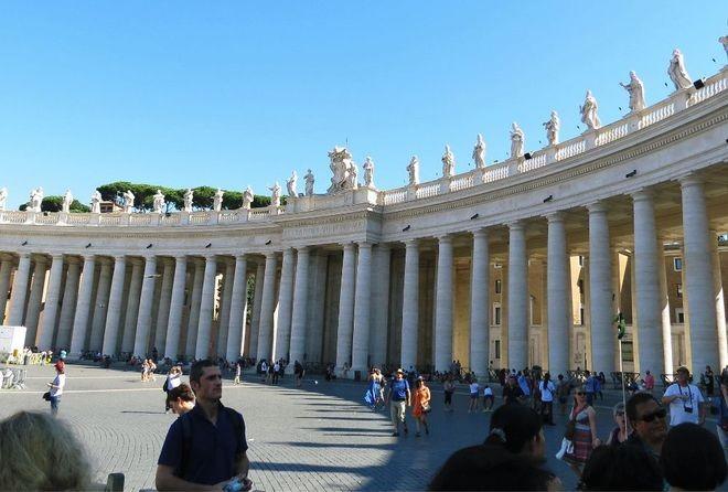 Vẻ đẹp vĩnh cửu của bảo tàng Vatican - ảnh 7