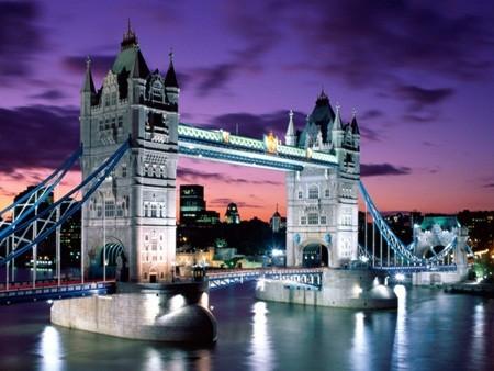 Thủ đô London, Anh là thành p