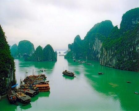 Kỷ niệm 20 năm Di sản thiên nhiên thế giới Vịnh Hạ Long  - ảnh 1