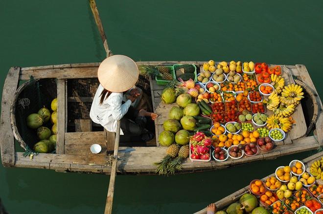Việt Nam trong bộ ảnh ẩm thực đẹp nhất thế giới - ảnh 1