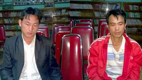 Bắt giữ hai kẻ buôn heroin từ Lào vào Nghệ An - ảnh 1