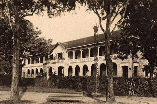 Tòa nhà cổ trụ sở UBND quận 1 có bị phá bỏ? - ảnh 3